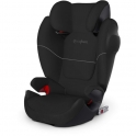 Cybex Solution M-Fix SL Group 2/3 Car Seat-Pure Black (New 2018)