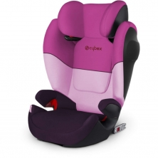 Cybex Solution M-Fix SL Group 2/3 Car Seat-Purple Rain