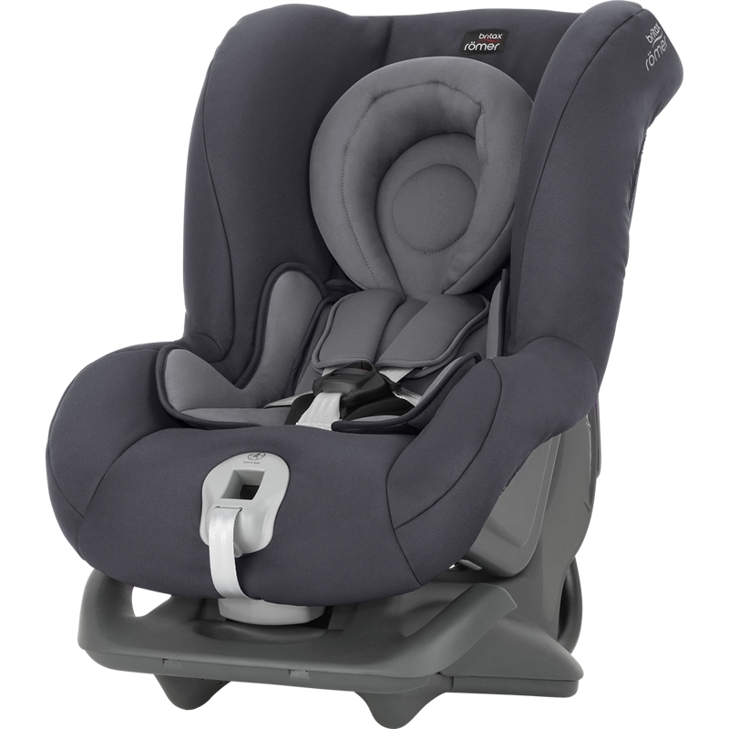 Britax First Class Plus Group 0+/1 Car Seat-Storm Grey (New)
