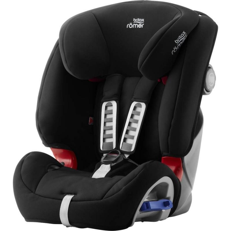 Britax Multi-Tech III Car Seat-Cosmos Black