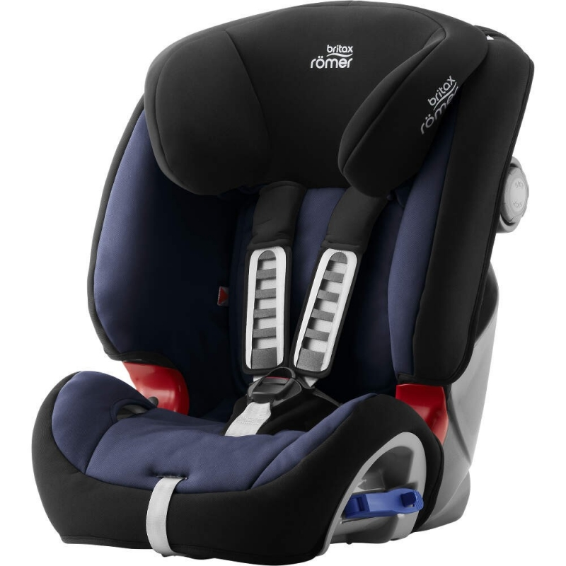 Britax Römer Multi-Tech III Car Seat-Moonlight Blue (New)