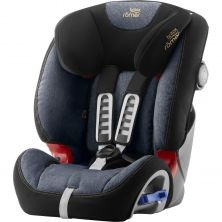 Britax Multi-Tech III Car Seat-Blue Marble (New)
