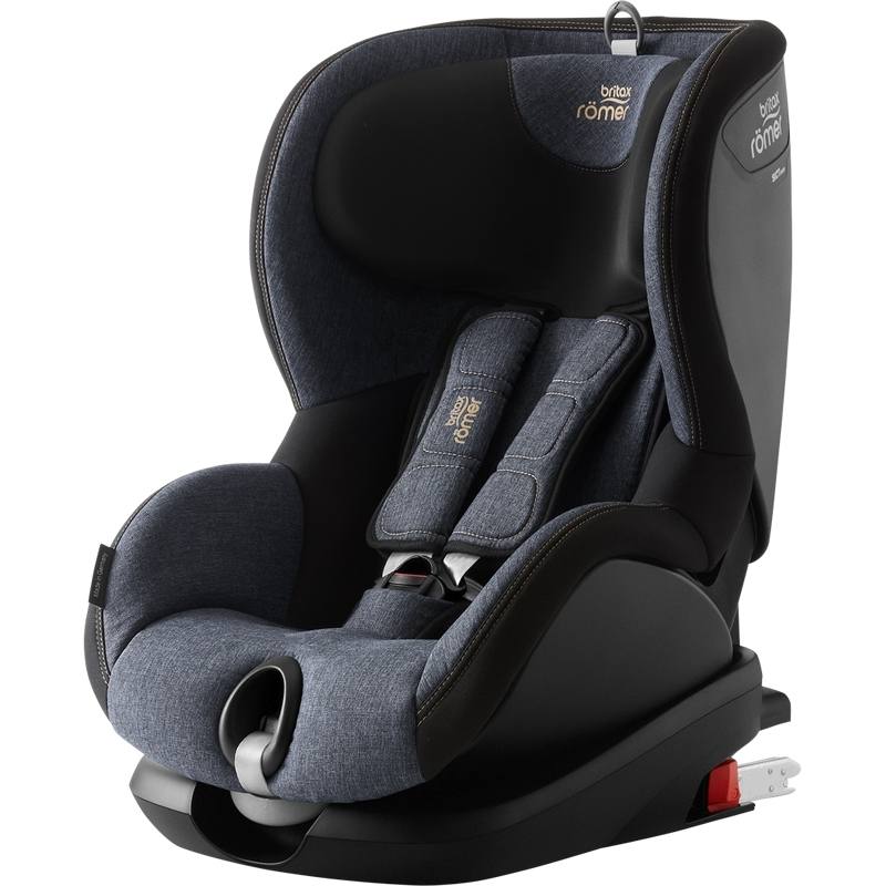Britax Romer TRIFIX² i-SIZE Group 1 Car Seat-Cosmos Black (New 2018)