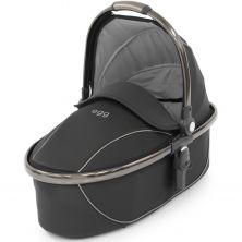 egg® Carrycot-Shadow Black