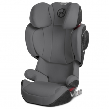 Cybex Solution Z-Fix Group 2/3 Car Seat-Manhattan Grey (2019)