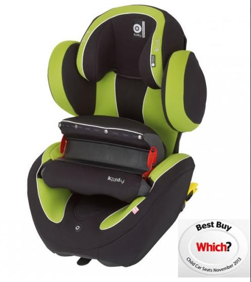 Award-Winning Kiddy Car Seats
