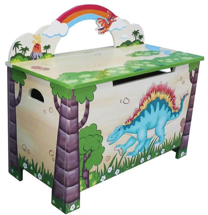 Clever Nursery Storage