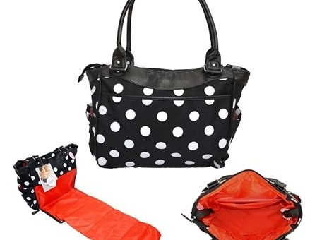 KK Polka Changing Bag