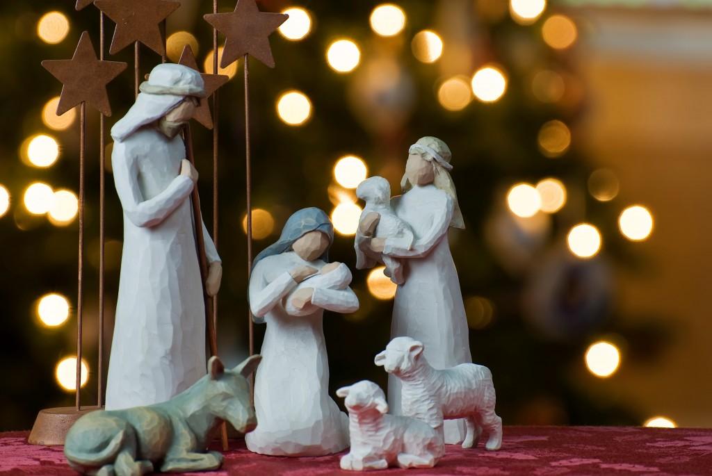 Nativity scene - KK