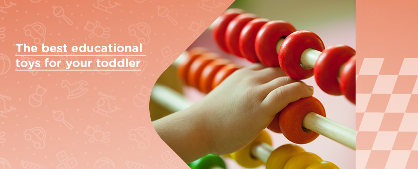 The Best Educational Toys for Your Toddler