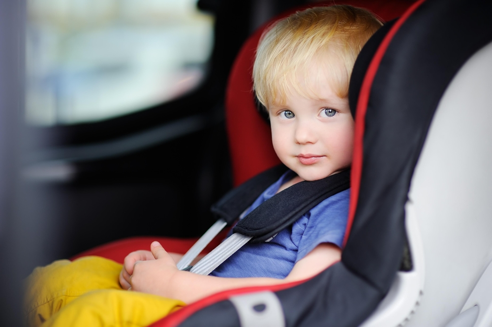 Kiddies Kingdom How To Fit A Car Seat Correctly