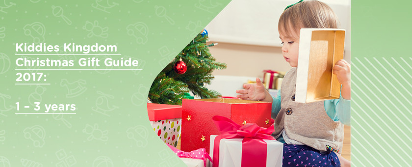 Kiddies Kingdom Christmas Gift Guide