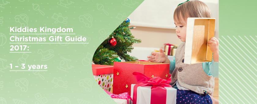 Kiddies Kingdom Christmas Gift Guide