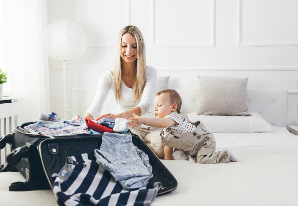 Packing for your baby