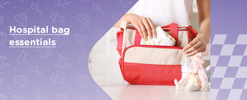 20024 - Kiddies Kingdom - Hospital Bag Essentials