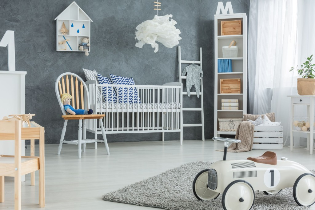 baby boy nursery 2