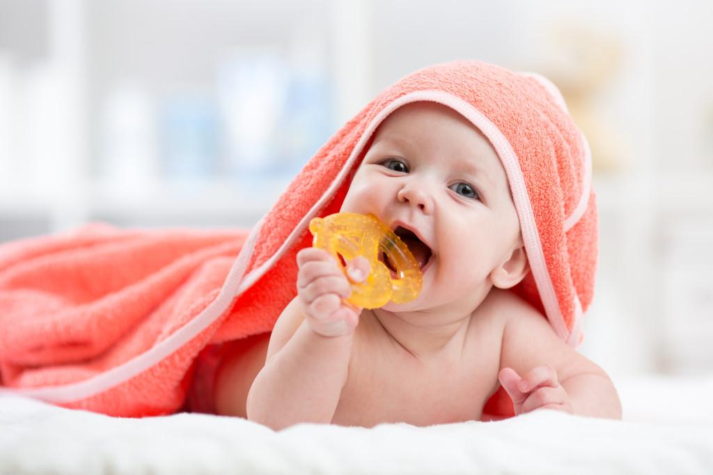 Baby Teething 1