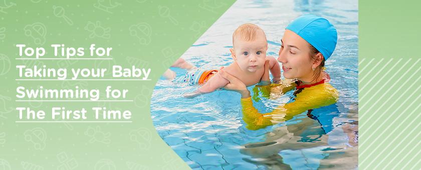 Kiddies Kingdom - Taking Baby Swimming