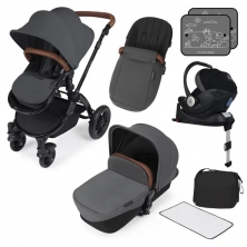 Ickle Bubba Stomp V3 Mercury ISIZE Travel System