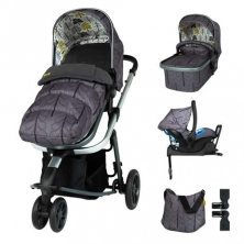 Cosatto Giggle 3 Travel Systems