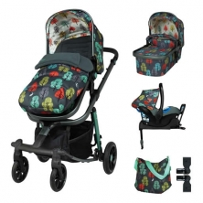 Cosatto Giggle Quad Travel Systems