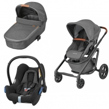 Maxi Cosi Lila 3in1 Travel Systems