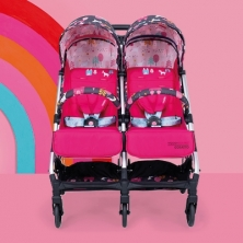 Cosatto Woosh Double Strollers