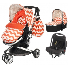 Obaby 3In1 Travel System
