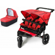 Out 'n' About Nipper Double 2in1 Pram System