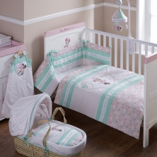 Obaby Minnie Mouse Bedding