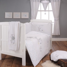Silver Cloud Counting Sheep Bedding