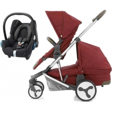 BabyStyle Hybrid 3in1 Travel System
