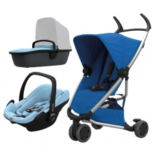 Quinny Zapp Xpress 3in1 Travel System