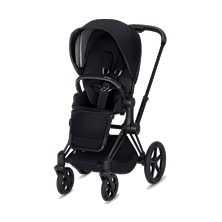 Cybex Priam Black Chassis