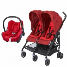 Maxi Cosi Dana For 2 Twin Travel Systems