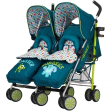 Obaby Twin Pushchairs
