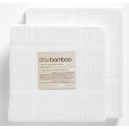 Little Bamboo Blankets