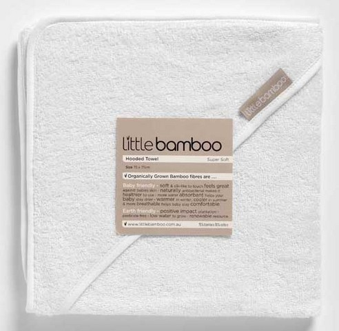 Little Bamboo Towels