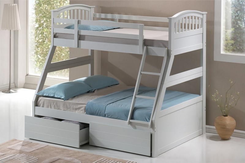 Master Beds Three Sleeper & Bunk Beds
