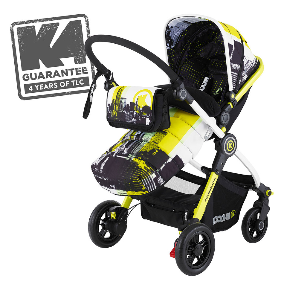 Koochi 2in1 Pushchairs