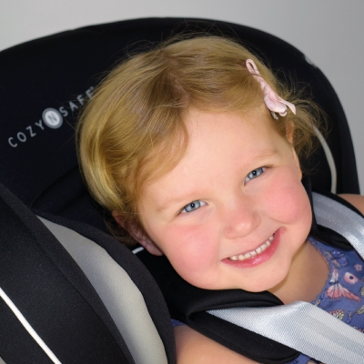 Cozy N Safe Group 1 Car Seats