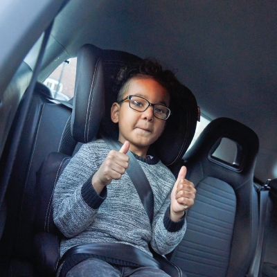 Cozy N Safe Group 2/3 Car Seats