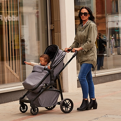 Ickle Bubba Moon 3-In-1 Travel Systems