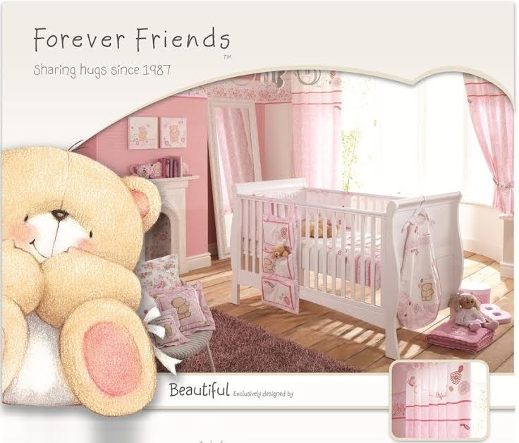Forever Friends Beautiful Bedding Range