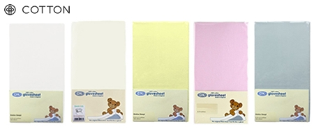 DK Glove Cotton Sheets