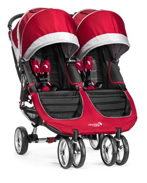 Baby Jogger City Mini Double Range