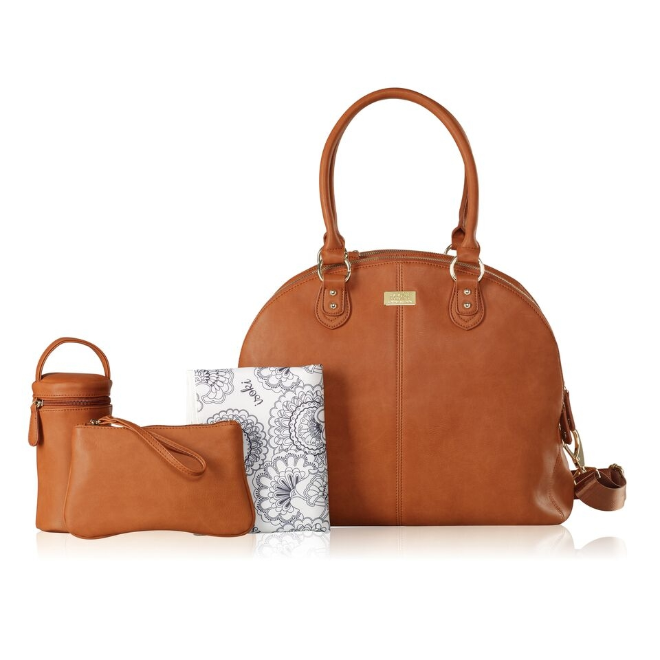 Isoki Classic Bags - Madame Polly, Anakie, Easy Access Tote