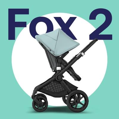 Bugaboo Fox2 Pushchair