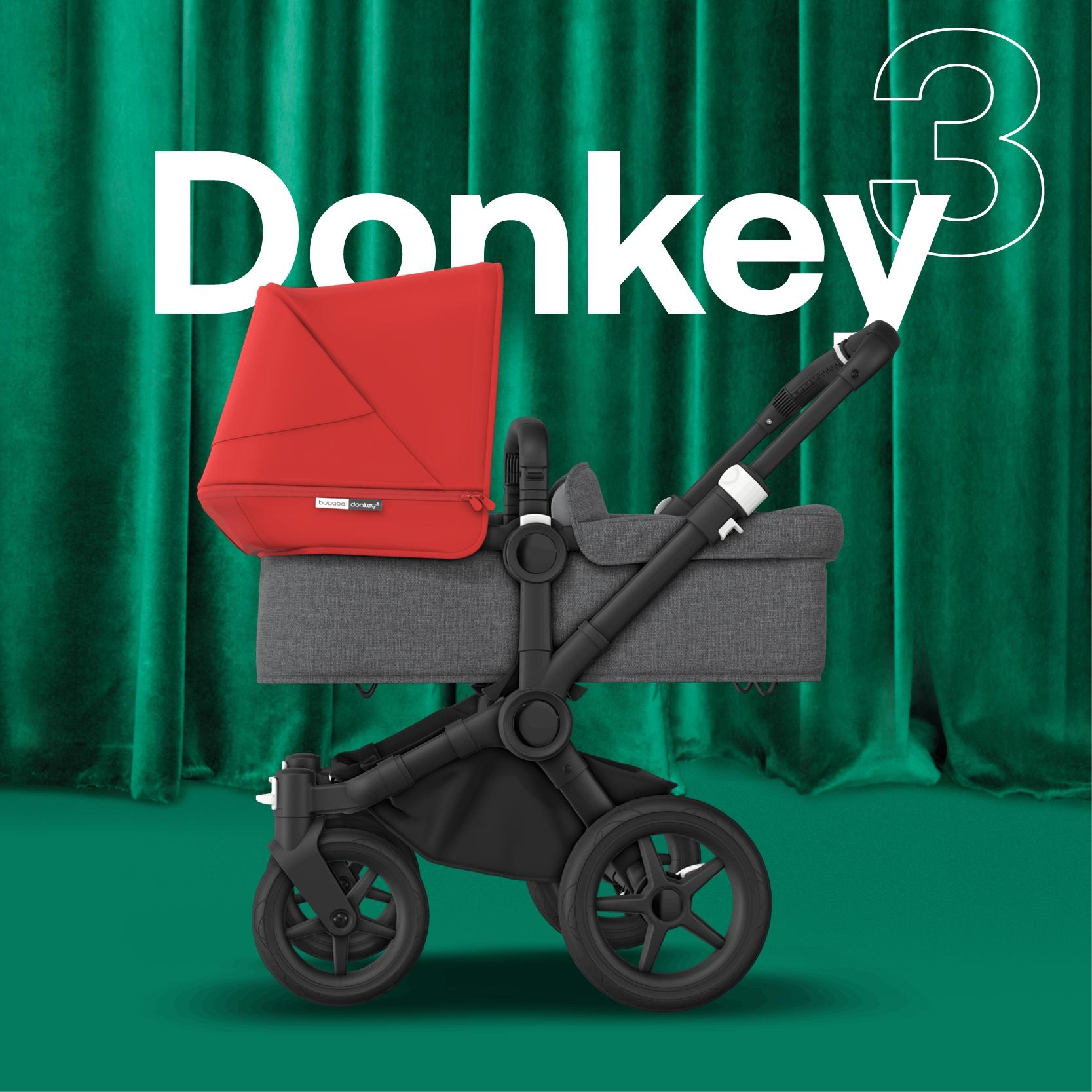Bugaboo Donkey3 Pushchair
