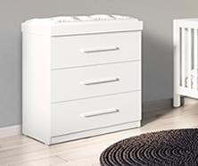 Babyhoot Dressers/Changers
